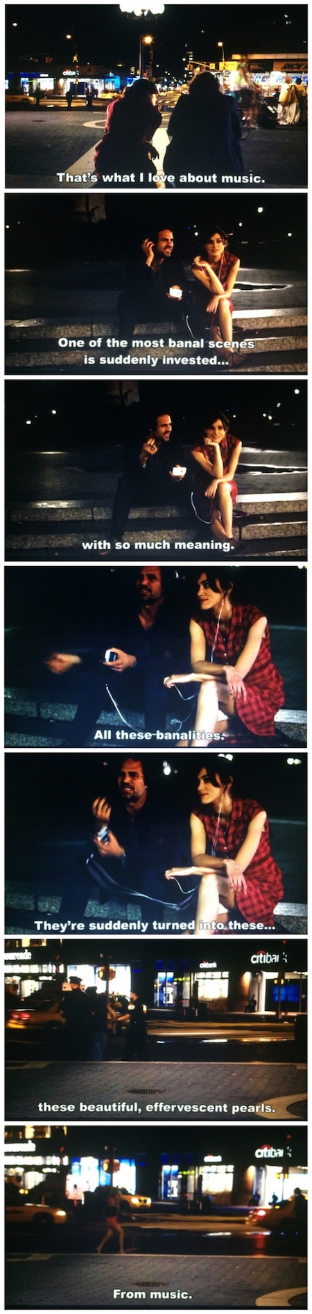 From the movie Begin Again (2013)